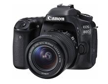 Canon Eos 80D EF-S 18-55mm f/3.5-5.6 IS STM Lens Digital Camera